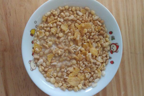 マイクロダイエット キャラメルナッツ